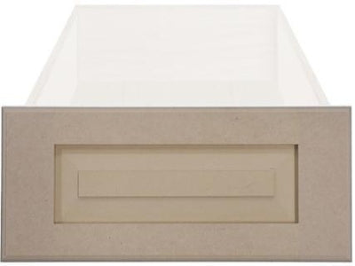 Asheville Raised Square Custom Cabinet Drawer Fronts - Cabinet Doors 'N' More