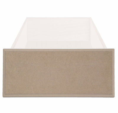 Naples MDF (Medium Density Fiberboard) Slab Custom Cabinet Drawer Fronts Drawer Front Cabinet Doors 'N' More