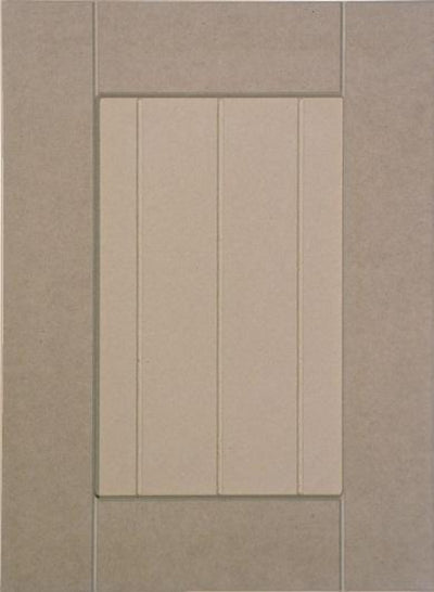 Marathon Beaded Shaker Custom Cabinet Doors Cabinet Door Cabinet Doors 'N' More MDF (Medium Density Fiberboard)
