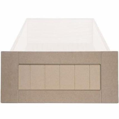 Marathon MDF (Medium Density Fiberboard) Beaded Shaker Custom Cabinet Drawer Front - Cabinet Doors 'N' More