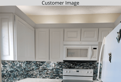 Naples Thermofoil Raised Square Custom Cabinet Doors Cabinet Door Cabinet Doors 'N' More