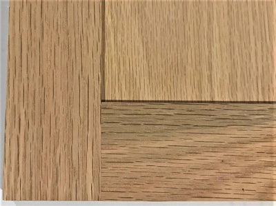 Wilmington Shaker Mullion Custom Cabinet Doors - 6 lite Cabinet Door Cabinet Doors 'N' More