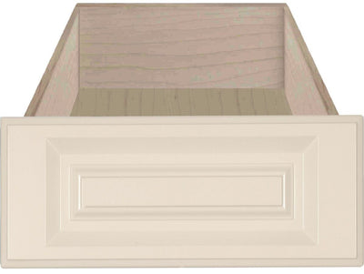 Daytona Antique White RTF Raised Square Custom Cabinet Drawer Fronts - Cabinet Doors 'N' More