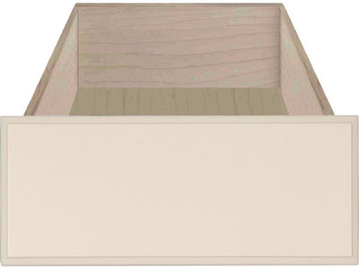 Naples Slab Custom Cabinet Drawer Fronts Drawer Front Cabinet Doors 'N' More Antique White RTF