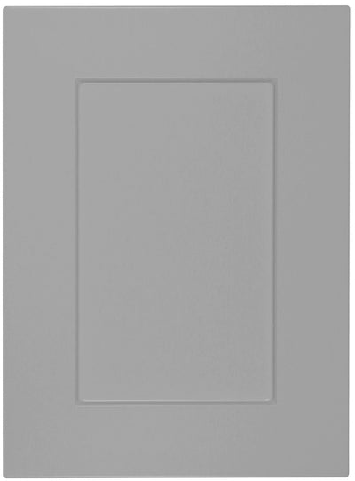 Naples RTF Shaker Custom Cabinet Doors Cabinet Door Cabinet Doors 'N' More Smoke Grey RTF