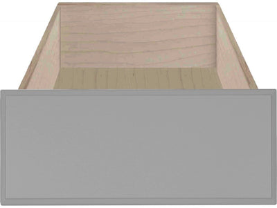 Naples Slab Custom Cabinet Drawer Fronts Drawer Front Cabinet Doors 'N' More Smoke Grey RTF