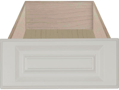 Daytona Stone Grey RTF Raised Square Custom Cabinet Drawer Fronts - Cabinet Doors 'N' More