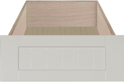 Marathon Beaded Shaker Custom Cabinet Drawer Fronts Drawer Front Cabinet Doors 'N' More Stone Grey RTF