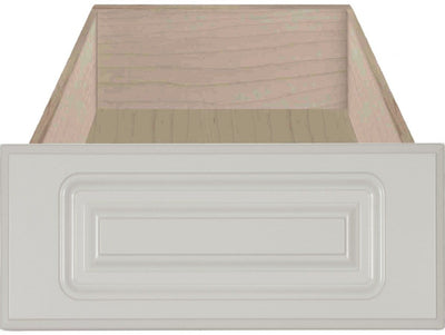 Naples Raised Square Custom Cabinet Drawer Fronts Drawer Front Cabinet Doors 'N' More Stone Grey RTF