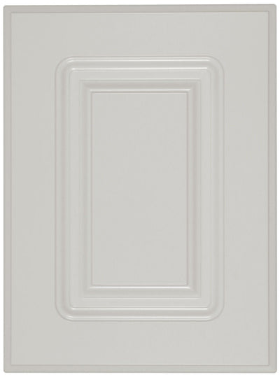 Naples Raised Square Custom Cabinet Doors Cabinet Door Cabinet Doors 'N' More Stone Grey RTF