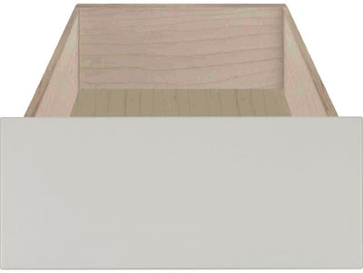 Venice RTF Shaker Slab Custom Cabinet Drawer Fronts Drawer Front Cabinet Doors 'N' More Stone Grey RTF