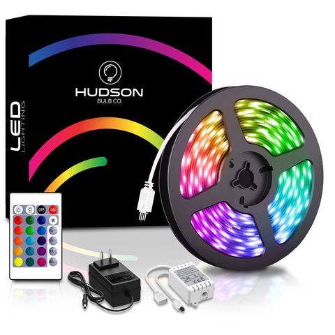 16 Foot LED Color Changing Strip Light