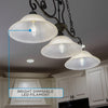 Image of Dimmable LED Edison Bulbs - 4000K Daylight White