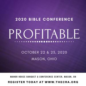 2020 Bible Conference Registration
