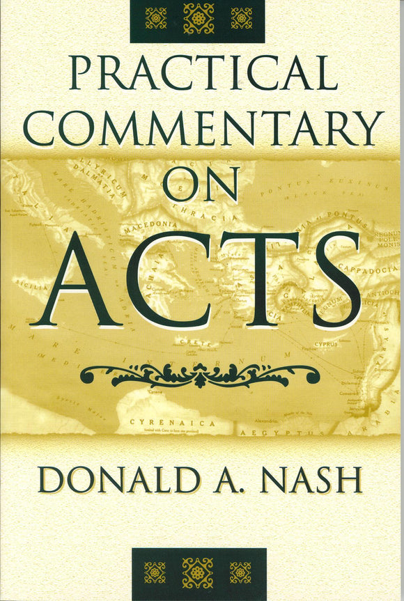 Practical Commentary on Acts (paperback)