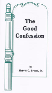N.T. Teaching on Confession