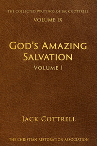 God's Amazing Salvation - Vol. 1