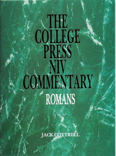 The College Press NIV Commentary - Romans (with CD) by Jack Cottrell