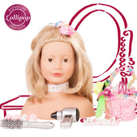 Styling head Lollipop