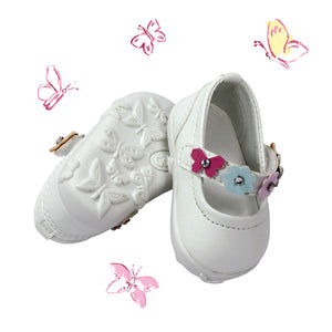 Sweet summer shoes Butterfly size M/XL