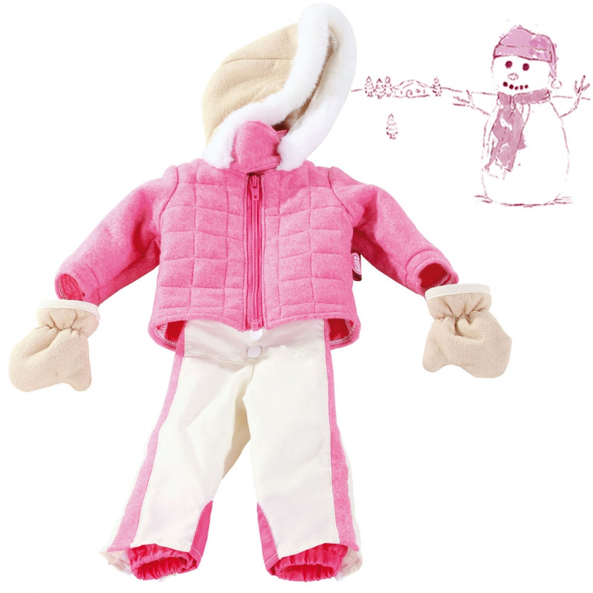 Snowsuit size XL