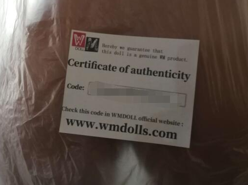 WM Doll's product anti-counterfeiting system launched