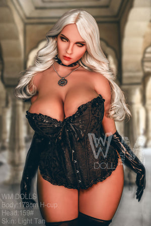 173cm H Cup Busty TPE Realistic Sex Doll - Spring WM Dolls