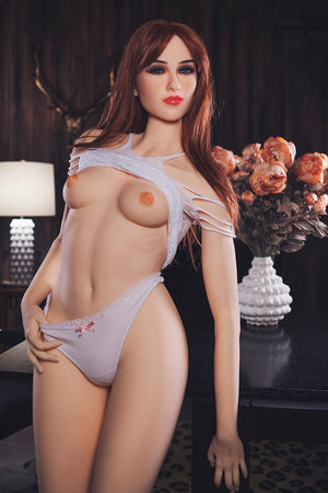 160cm Small Chest Sex Doll Slim Love Doll - Laura SY Doll