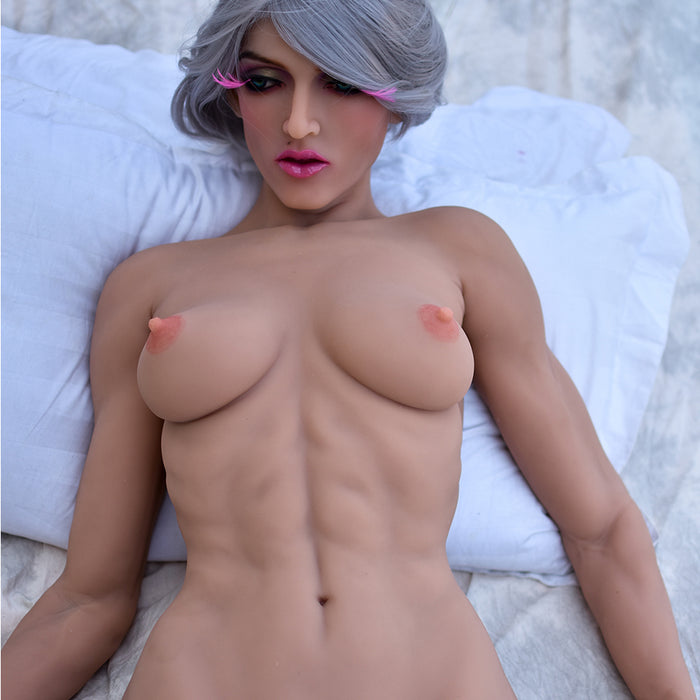 163cm Muscular Sex Doll Fitness Body - Yvonne