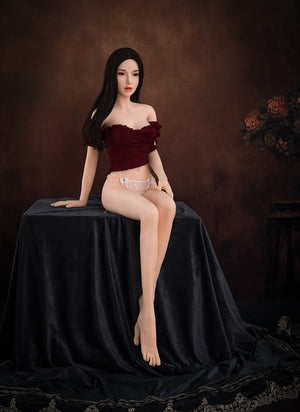 160cm Slim Sec Doll Realistic Adult Doll - Elaine SY Doll