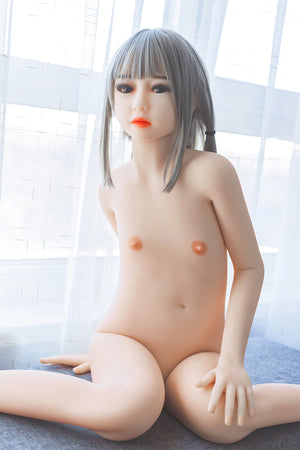 128cm Small Chest Lifelike Real Doll - Becki SY Doll