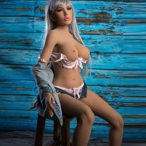 160cm TPE Sex Doll For Men - Selena 6Ye Doll