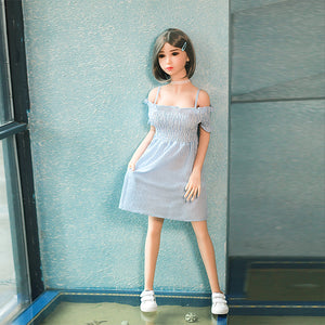125cm Small Sex Doll Mini Real Doll - Janet SY Doll