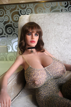 165cm Giant Breasts K Cup Lifelike Sex Doll - Renata WM Dolls