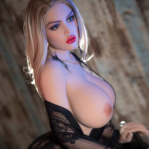 168cm Slim Waist Big Breast Sex Doll - Shirley 6Ye Doll