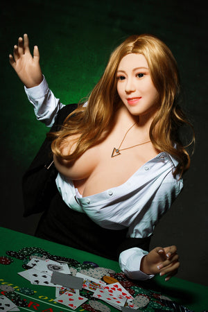 168cm Big Tits Adult Sex Dolls For Men - Melissa SY Doll