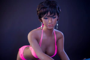148cm Ebony Sex Doll Black Girl - Kitty JY Doll
