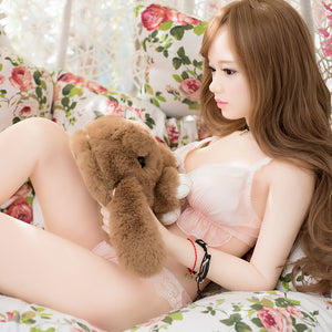 150cm B Cup Chinese Sex Doll - Shiro 6Ye Doll