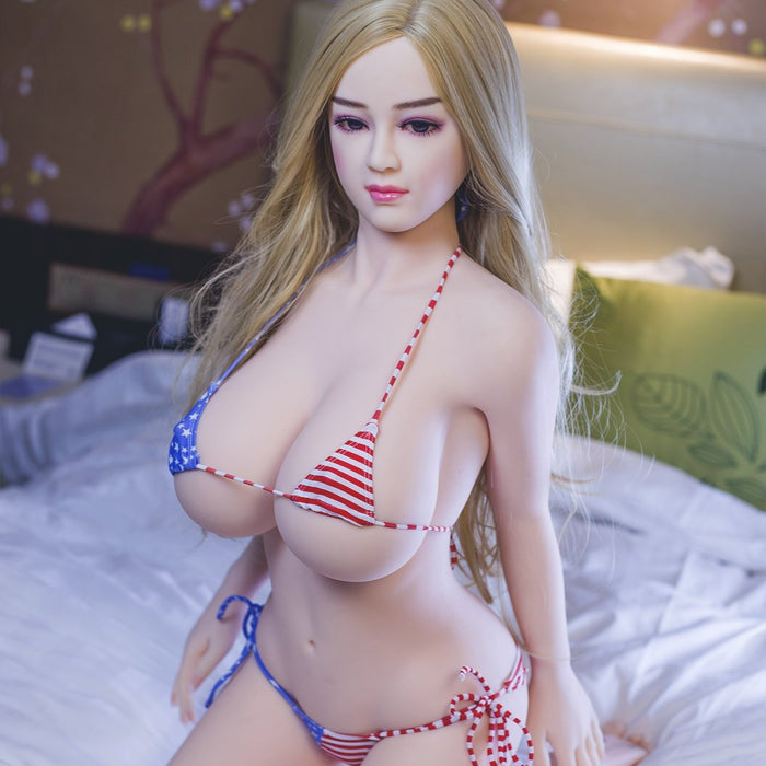 140cm Big Tits TPE Japanese Sex Doll Girl – Anne