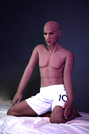 167cm Black African American Male Sex Doll - Chris HR Doll