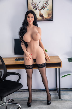 162cm Sex Doll Busty Office Lady - Maureen HR Doll
