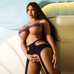 176cm Celebrity Sex Doll Tallest Love Doll - Angelina Jolie SY Doll