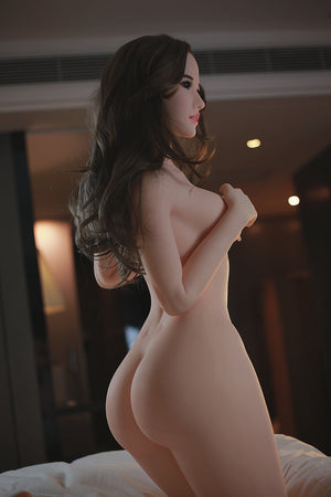168cm Small Breasts Round Ass Life-like Sex Doll – Riva JY Doll