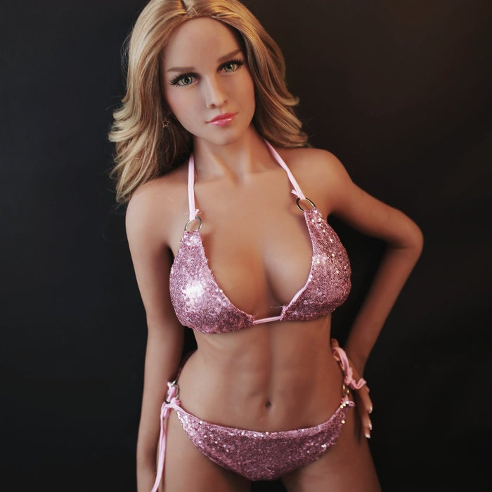 159cm Sport Girl Muscular Sex Doll – Leila