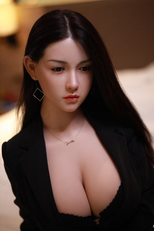 170cm Most Realistic Sex Doll  with Silicone Head - Qian JY Doll
