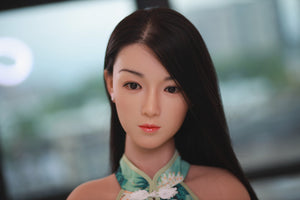 157cm Chinese Sex Doll with Silicone Head - Avis JY Doll