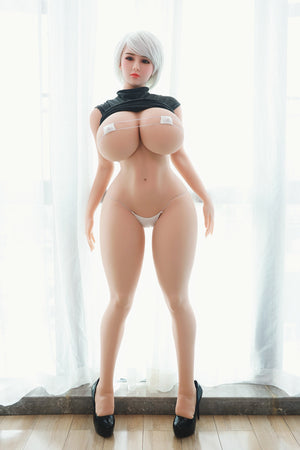 159cm Chubby Real TPE Doll - Antonia JY Doll