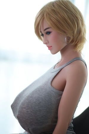 170cm Huge Boobs Full Body Silicone Doll - Mao JY Doll
