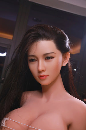 161cm Realistic Real Doll with Silicone Head - Evian JY Doll