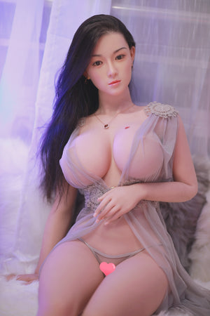 166cm Big Boobs Real Silicone Doll - Charity JY Doll